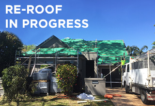 Re-Roof-Progress